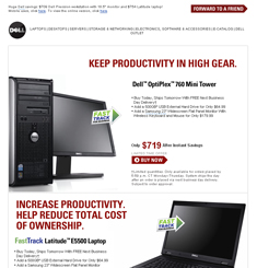 Dell Newsletter