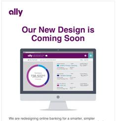 Ally Newsletter