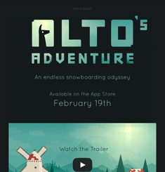 Altos Adventure Newsletter