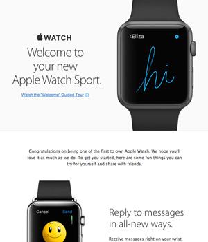 Apple Newsletter