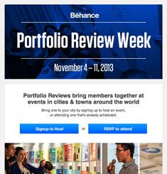 Behance Newsletter