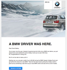 BMW Newsletter