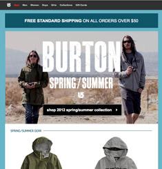Burton Newsletter