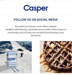 Casper Newsletter