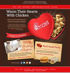Chick Fil A Newsletter