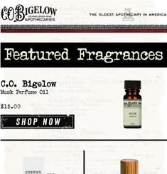 C.O. Bigelow Newsletter
