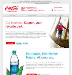 Coke Newsletter
