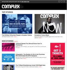 Complex Newsletter