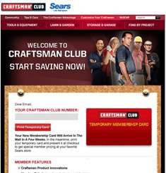 Craftsman Newsletter