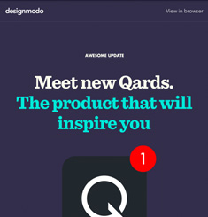DesignModo Newsletter