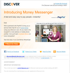Discover Newsletter