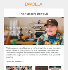 Dwolla Newsletter