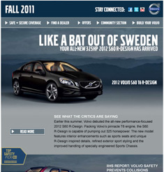 Volvo Newsletter