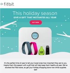 Fitbit Newsletter