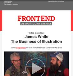 Frontend Design Newsletter