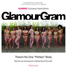 Glamour Newsletter