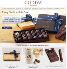 Godiva Newsletter