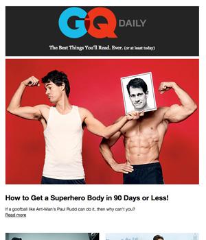 GQ Newsletter