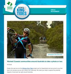 Green Cross Australia Newsletter