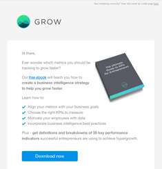 Grow Newsletter