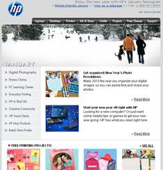 HP Newsletter