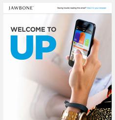 Jawbone Newsletter