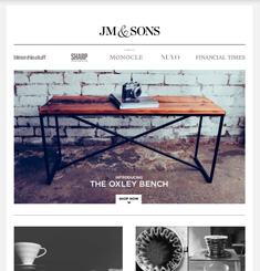 JM and Sons Newsletter