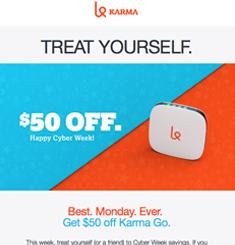 Karma Newsletter