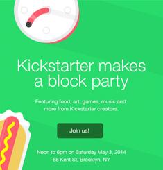 Kick Starter Newsletter