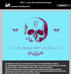 Lift Magazine Newsletter