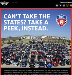 Mini USA Newsletter