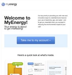 My Energy Newsletter