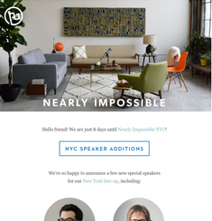 Nearly Impossible Newsletter