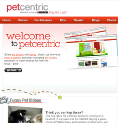 Pet Centric Newsletter