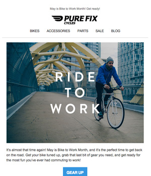 Pure Fix Cycles Newsletter