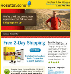 Rosetta Stone Newsletter