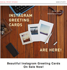 Social Print Studio Newsletter