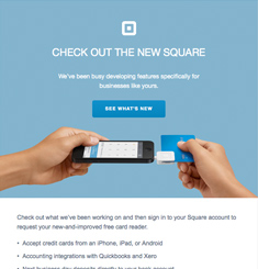 Square Newsletter