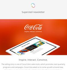 Super Steil Newsletter