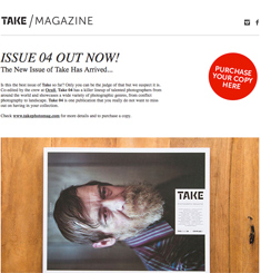 Take Magazine Newsletter