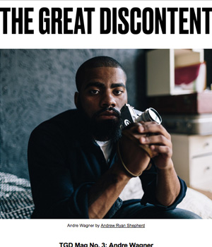 The Great Discontent Newsletter