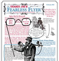 Trader Joe's Newsletter