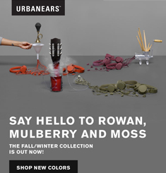 Urban Ears Newsletter