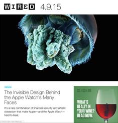 Wired Newsletter