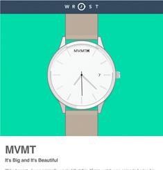 Wrist Newsletter