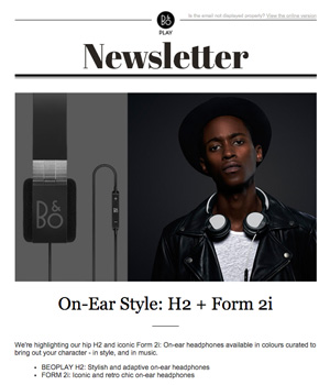 Bo & Play Newsletter