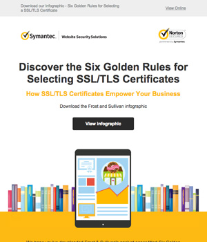 Symantec Newsletter