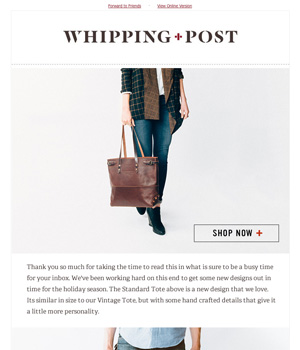 Whipping Post Newsletter