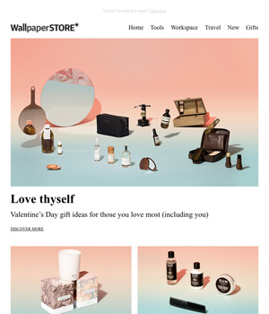 Wallpaper Store Newsletter