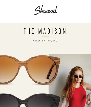 Shwood Newsletter